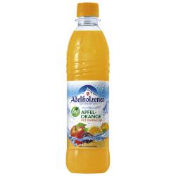 Adelholzener Bio Apfel Orange mit Maracuja