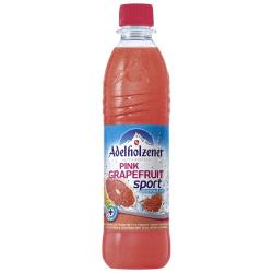 Adelholzener Pink Grapefruit Sport