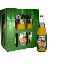 Merk Bio Orangensaft