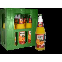 Merk Orangensaft