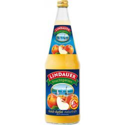 Lindauer Gold-Apfel-Direktsaft, naturtrüb