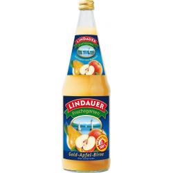 Lindauer Gold-Apfel-Birnen-Direktsaft, naturtrüb
