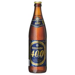 Ustersbacher Jubiläumsbier 400 Jahre