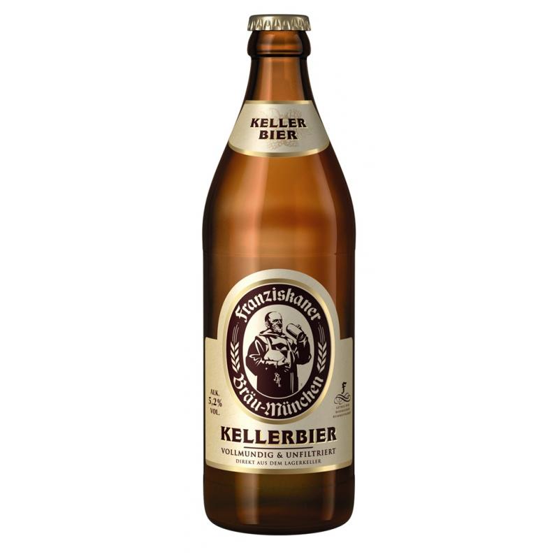 Franziskaner Kellerbier - KILMEY Getränkeservice