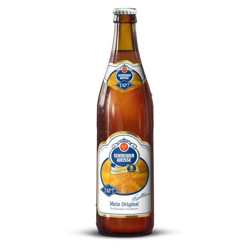 Schneider Weisse TAP7 Mein Original - KILMEY Getränkeservice