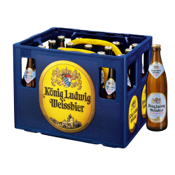 König Ludwig Weissbier Alkoholfrei -2