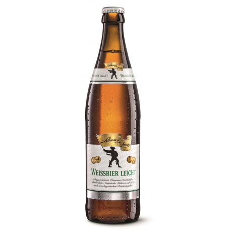 Schwarzbräu Weißbier Leicht -2