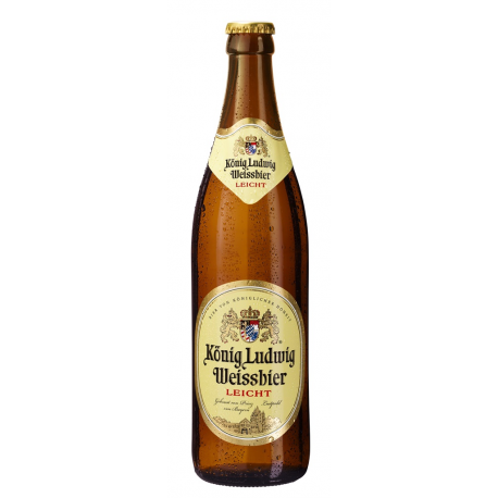 König Ludwig Weissbier Leicht -2