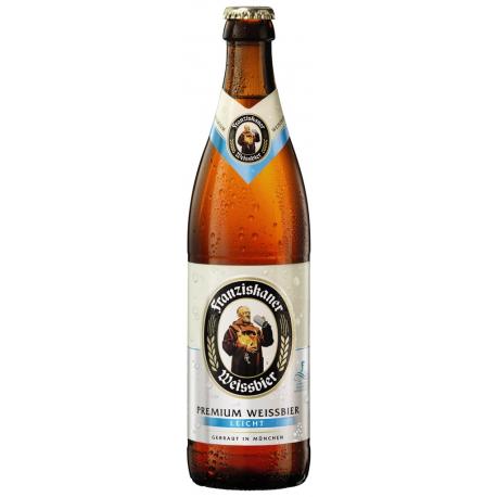 Franziskaner Hefe-Weissbier Leicht -2